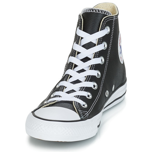 Converse Chuck Taylor LEATHER All Star CORE LEATHER Taylor HI Schwarz Schuhe Sneaker High 84,99 07bd8d