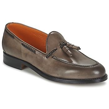Schuhe Herren Slipper J Wilton  Dark / Mogano