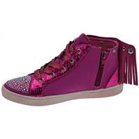 Schuhe Mädchen Sneaker High Lulu Frangetta Mix sportstiefel