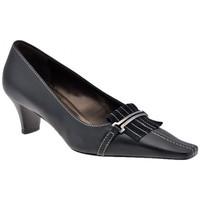 Schuhe Damen Pumps New Line 1106SfilatoHeel50plateauschuhe Schwarz