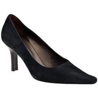 Schuhe Damen Pumps New Line 1313SfilatoHeel80plateauschuhe Schwarz