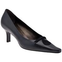 Schuhe Damen Pumps New Line 1400SfilatoHeel60plateauschuhe Schwarz