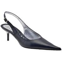 Schuhe Damen Pumps New Line 2314öffnenHeel50plateauschuhe Blau