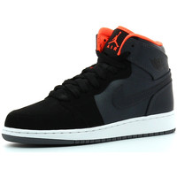 Schuhe Jungen Sneaker High Nike Air  1 Retro High