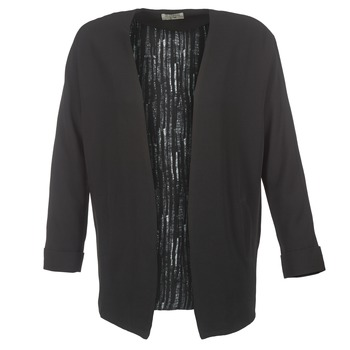 Kleidung Damen Jacken / Blazers Betty London EBIFA Schwarz