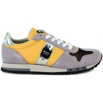 Schuhe Herren Sneaker Low Blauer RUNNING YELLOW    104,1