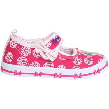 Schuhe Mädchen Derby-Schuhe & Richelieu Disney Minnie Mouse S15321Z Rosa