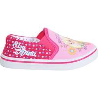 Schuhe Mädchen Slip on Disney S15460H Rosa