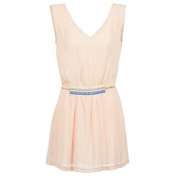 Kleidung Damen Kurze Kleider Moony Mood EARINE Rose