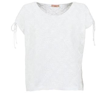 Kleidung Damen Tops / Blusen Moony Mood EDDA Naturfarben