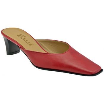 Schuhe Damen Pantoletten / Clogs Bocci 1926 T. 40 2067 sabot Rot