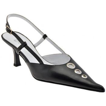 Schuhe Damen Sandalen / Sandaletten Bocci 1926 Beschlagene T 50 sandale Schwarz