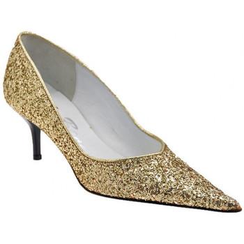 Schuhe Damen Pumps Bocci 1926 Marschierten Glitter T. 70 plateauschuhe Gold