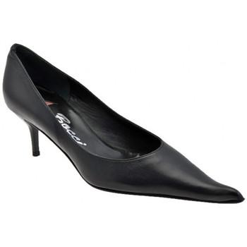 Schuhe Damen Pumps Bocci 1926 Marschierten 50 T. plateauschuhe Schwarz
