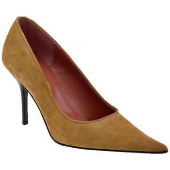Schuhe Damen Pumps Bocci 1926 Marschierten 90 T. plateauschuhe Beige