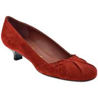 Schuhe Damen Pumps Bocci 1926 KrauseT.30plateauschuhe Rot