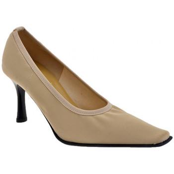 Schuhe Damen Pumps Bocci 1926 Nitry T. 70 plateauschuhe Weiss