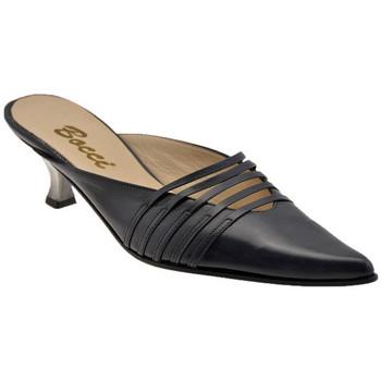 Schuhe Damen Pantoletten / Clogs Bocci 1926 T. 360 50 Spool sabot Schwarz