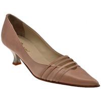 Schuhe Damen Pumps Bocci 1926 T. 366 50 Spool plateauschuhe Braun