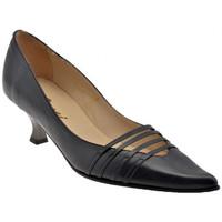 Schuhe Damen Pumps Bocci 1926 T.36650Spoolplateauschuhe Schwarz