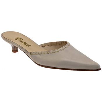 Schuhe Damen Pantoletten / Clogs Bocci 1926 3371 T. 30 sabot Beige