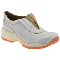 Schuhe Damen Slip on Bocci 1926 Slip On Walk wedge Weiss