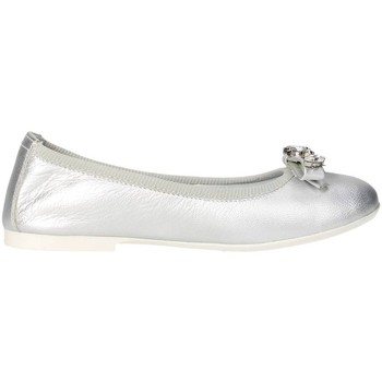 Schuhe Mädchen Ballerinas Blumarine Blumarine  D1053 Ballerinaschuhe Mädchen Silber Silber