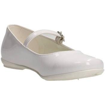 Schuhe Mädchen Ballerinas Le Petit Bijou 0000100 Ballerinaschuhe Mädchen Weiss Weiss