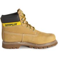 Schuhe Herren Boots Caterpillar Colorado Jaune