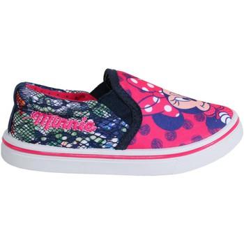 Schuhe Mädchen Slip on Disney S15312H Rojo