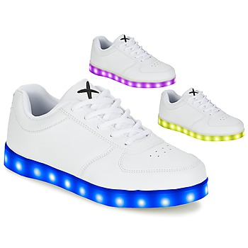Schuhe Sneaker Low Wize & Ope THE LIGHT Weiss