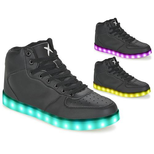 Wize & Ope THE HI TOP Schwarz Schuhe Sneaker High Herren 89,50