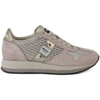 Schuhe Damen Sneaker Low Blauer RUNNING DOV  GREY    121,6