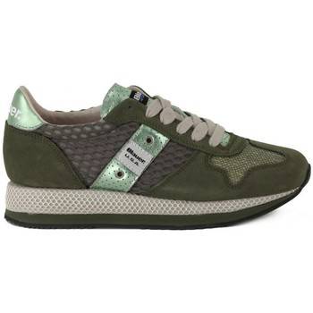 Schuhe Damen Sneaker Low Blauer RUNNING  MILITARY    121,6