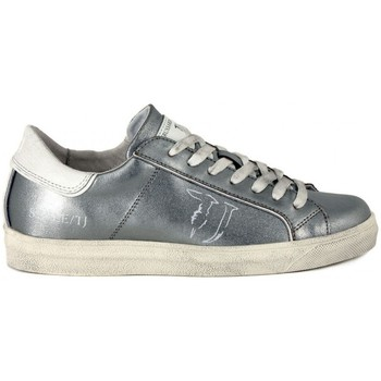 Schuhe Damen Sneaker Low Trussardi LEATHER    139,1