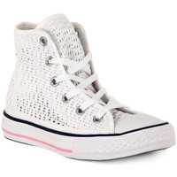 Schuhe Sneaker High Converse ALL STAR HI   TINY CROCHET     77,9