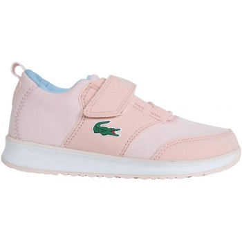 Schuhe Mädchen Sneaker Low Lacoste 31SPC0011 LIGHT 15J PNK Rosa