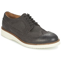 Schuhe Herren Derby-Schuhe Selected SHHRUD BROGUE SHOE Grau