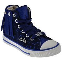 Schuhe Jungen Sneaker High Lulu Frangetta Lace sportstiefel