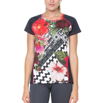 Desigual Tee Shirt Short Sleeve