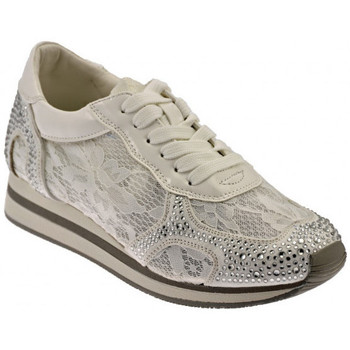 Schuhe Damen Sneaker Low Gold&gold Florida sneakers