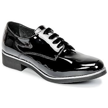 Schuhe Damen Derby-Schuhe Myma PIKA Schwarz