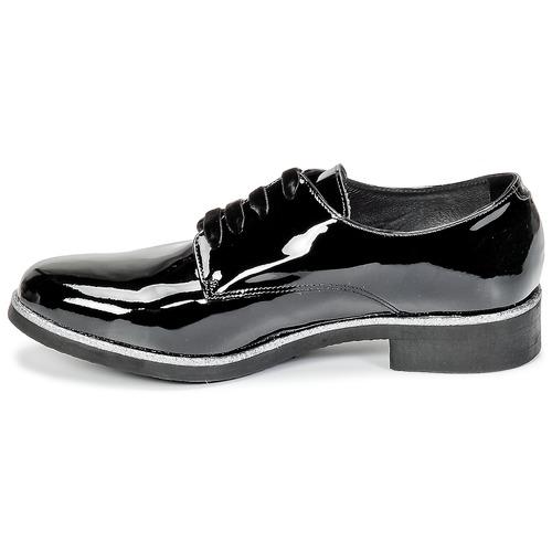 Myma  PIKA Schwarz  Myma Schuhe Derby-Schuhe Damen 80,80 4d3753