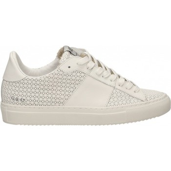 Schuhe Damen Sneaker Low Quattrobarradodici SMITH Weiss