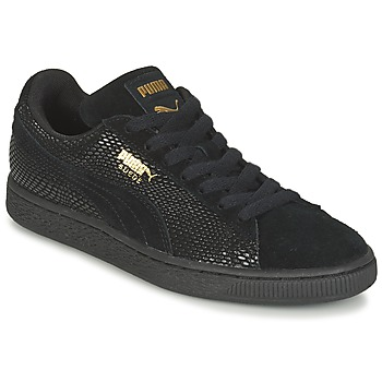 Sneaker Low Puma SUEDE GOLD WN'S
