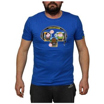 Kleidung Herren T-Shirts Faccine DJ Set t-shirt