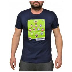 Kleidung Herren T-Shirts Faccine Drik Team t-shirt