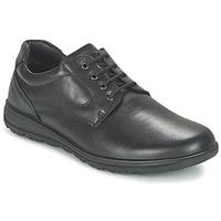 Schuhe Herren Derby-Schuhe Salamander NANDO Schwarz