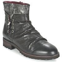 Schuhe Damen Boots Dkode SARINA Schwarz