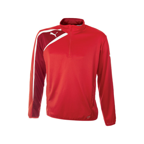 Kleidung Herren Sweatshirts Puma Spirit HZ Training Jacket Rot